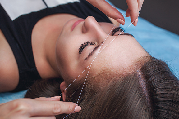 Threading: The 411 & Our Specials