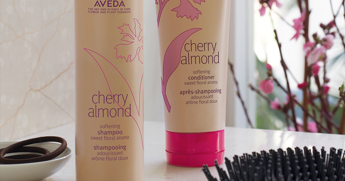 Aveda Cherry Almond is Back, and Better than Ever